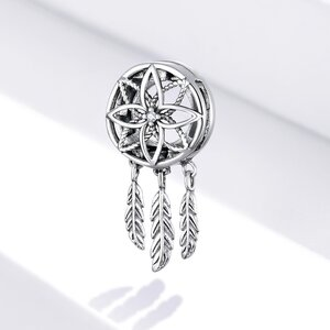 Talisman din argint Metropolitan Dream Catcher