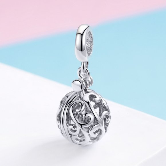 Talisman din argint Mom Locket