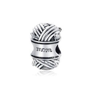 Talisman din argint Mom's Silver Ball