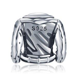 Talisman din argint Motor Jacket