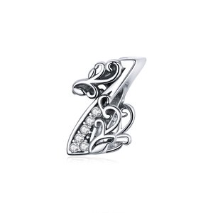 Talisman din argint Number 1