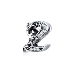 Talisman din argint Number 2