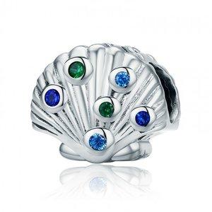 Talisman din argint Ocean Shell