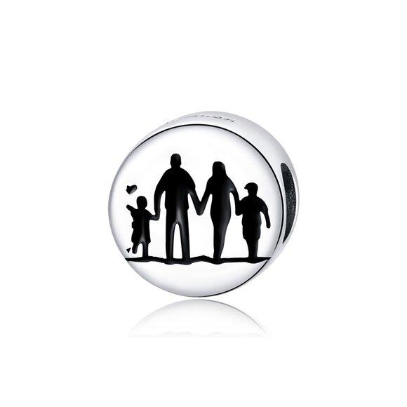 Talisman din argint Perfect Family