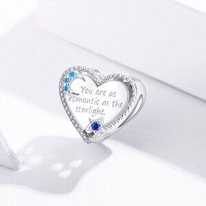 Talisman din argint Romantic as The Starlight