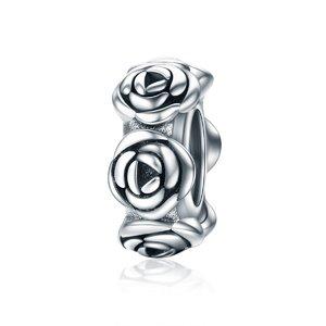 Talisman din argint Romantic Roses