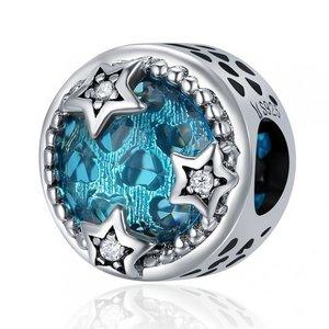 Talisman din argint Romantic Sky
