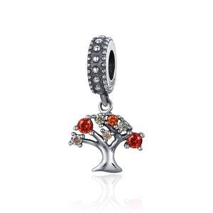 Talisman din argint Rubin Tree
