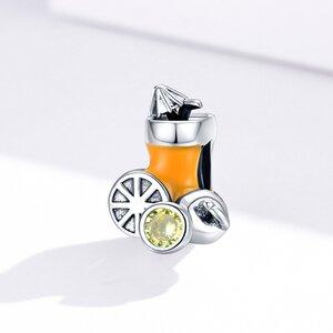 Talisman din argint Shiny Lemonade
