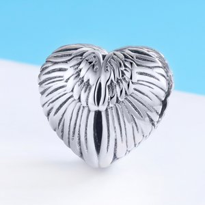 Talisman din argint Silver Angel Wings