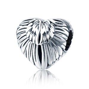 Talisman din argint Silver Angel Wings