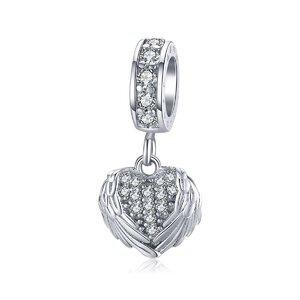 Talisman din argint Silver Crystals Wings