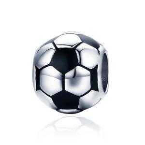 Talisman din argint Silver Football