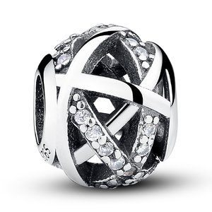 Talisman din argint Simboluri Patinate