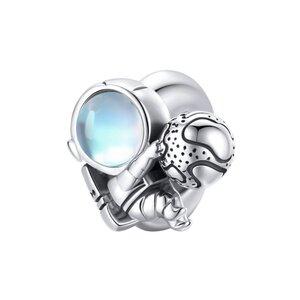 Talisman din argint Space Walk Charm