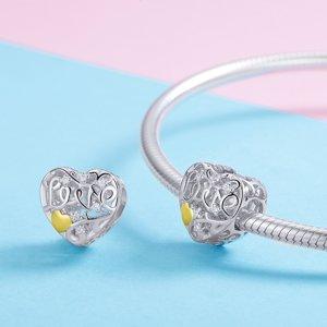 Talisman din argint Special Love