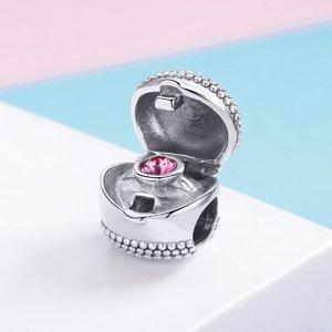 Talisman din argint Special Ring Box