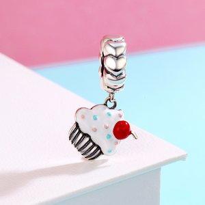 Talisman din argint Sweet Cupcake
