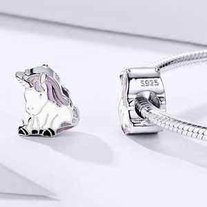Talisman din argint Sweet Licorne