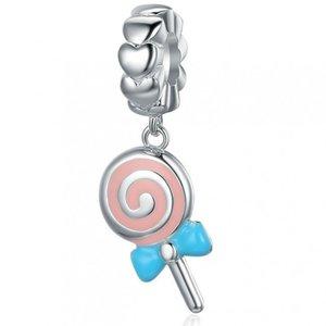 Talisman din argint Sweet Lollipop