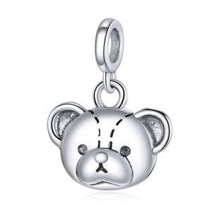Talisman din argint Teddy Bear