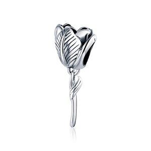 Talisman din argint Tulip Bead