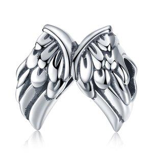 Talisman din argint Wings Feathers