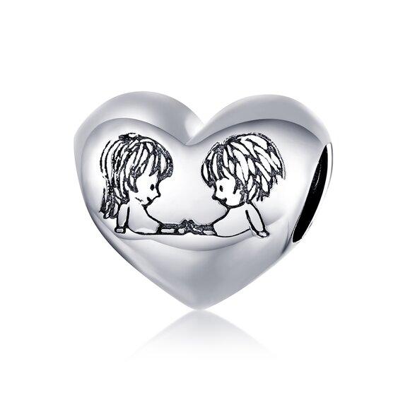 Talisman din argint You are my Best Friend