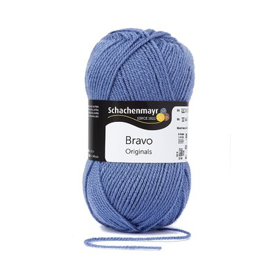 Acrylic yarn Bravo-Airforce 08362