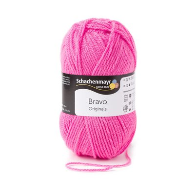 Acrylic yarn Bravo- Cyclamen 08305