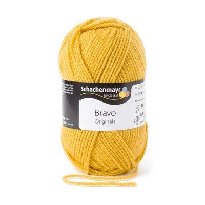 Acrylic yarn Bravo- Gold 08337
