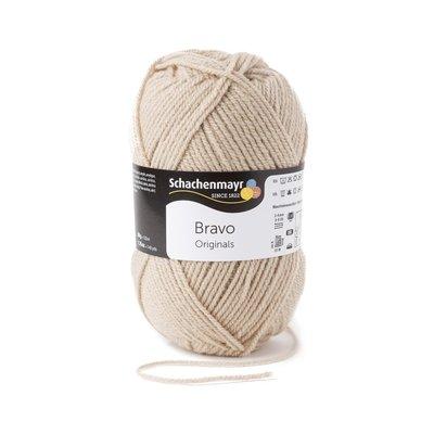 Acrylic yarn Bravo- Linen 08345