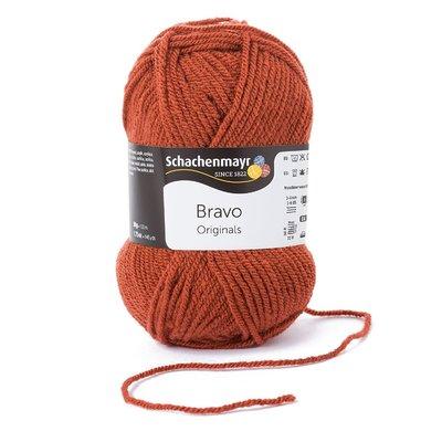 Acrylic yarn Bravo- Marsala 08358