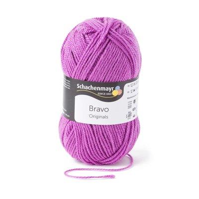 Acrylic yarn Bravo - Orchid 08307
