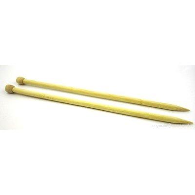 Bamboo Knitting Needles Hoooked - 12mm