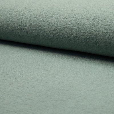 Boiled Wool Fabric -Mint