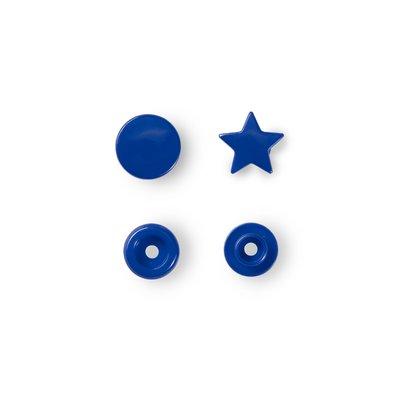 Color Snaps Star - Royal Blue - 30 pcs