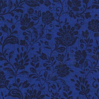 Designer fabric Michael Miller -You're So Vine Sapphire