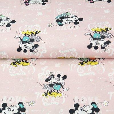 Digital printed cotton - Disney Love Minnie