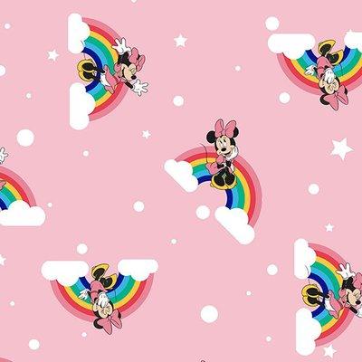 Digital printed cotton - Rainbow Minnie