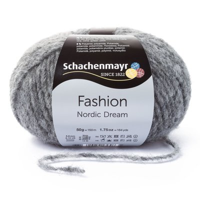 Fashion Nordic Dream Grey Melange