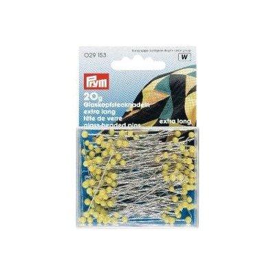 Glass-headed Pins - 40gr