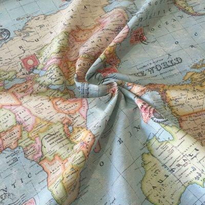 Home Decor - World map