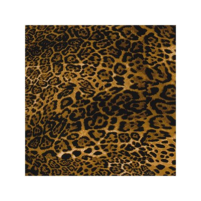 Poplin Animal Print Leopard