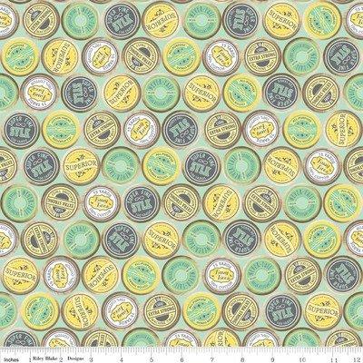 Sew Spools Mint