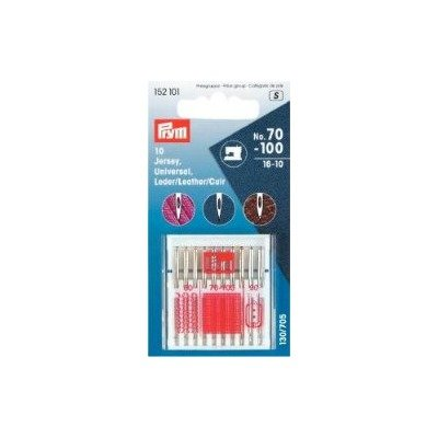 Sewing machine needles with flat shank - 152101
