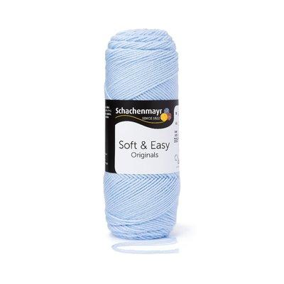 Soft & Easy Yarn - Blue 00051