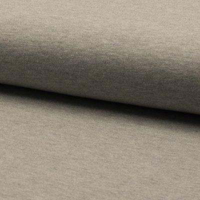 Solid Jersey - Light Grey Melange