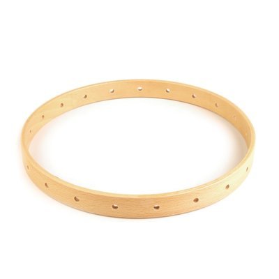 Wood ring for dreamcatchers - 20 cm diam