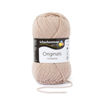 Wool blend yarn Universa - Beige 00105